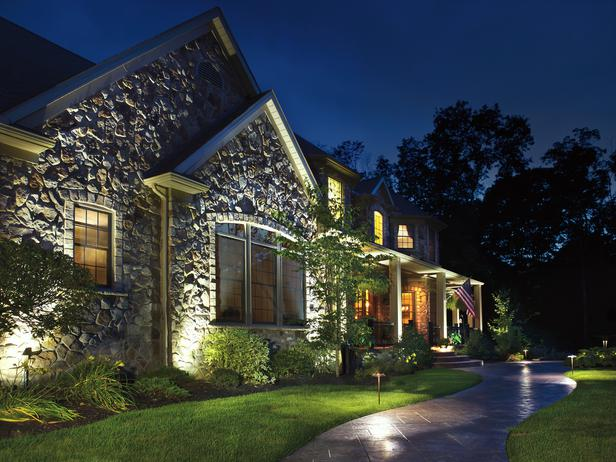 Create Character with Landscape Lighting