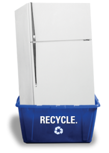 fridge-recycle  Save money around your house in 2014 fridge recycle