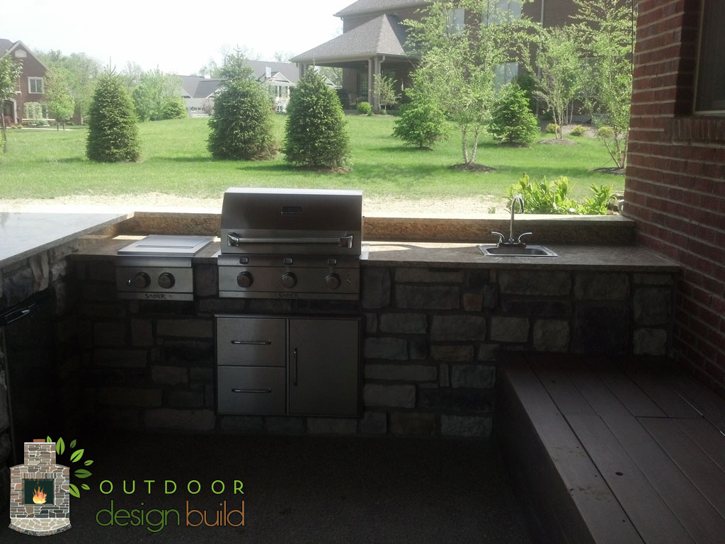 Design a Custom Outdoor Kitchen