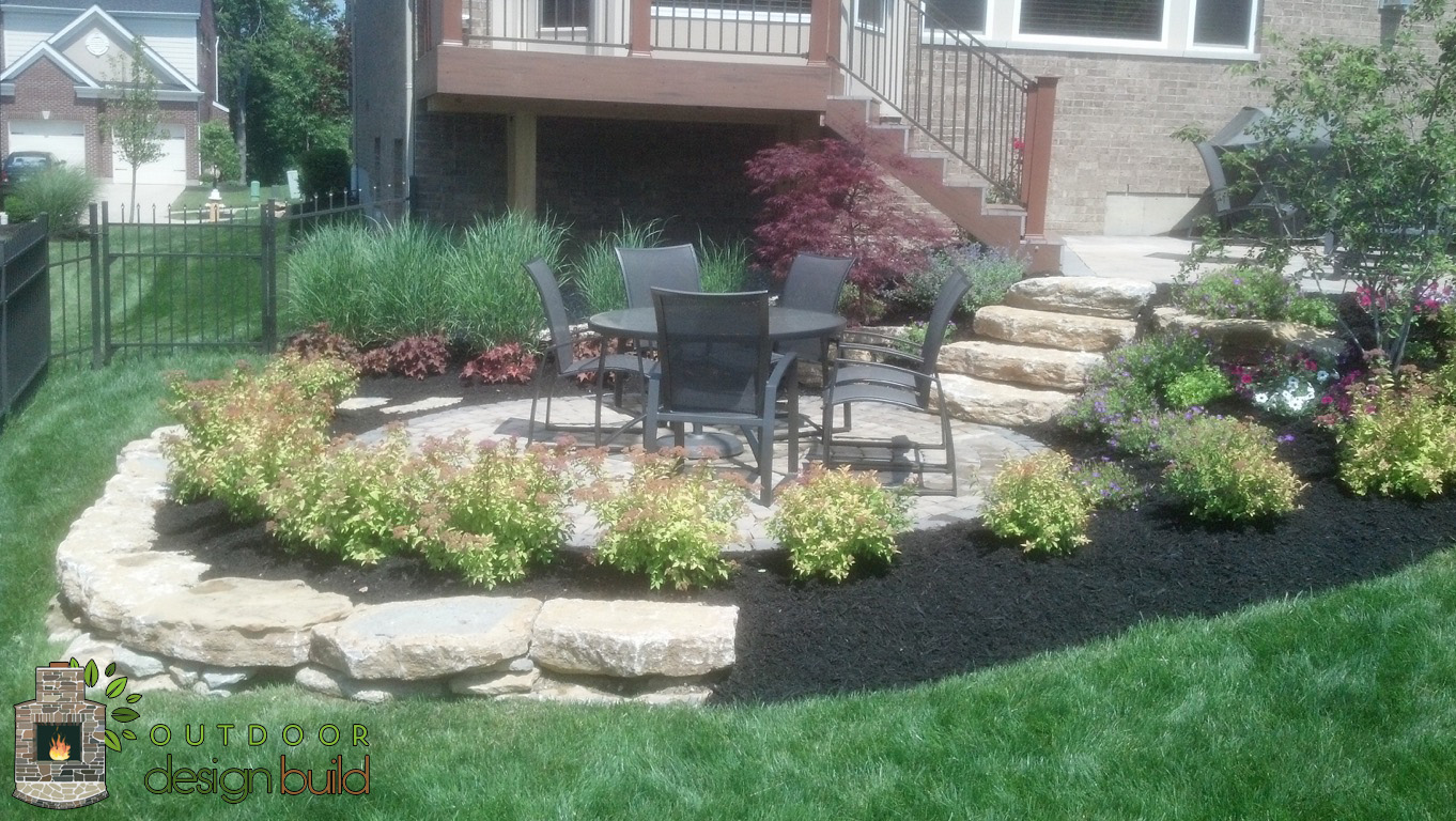 cincinnati backyard makeover