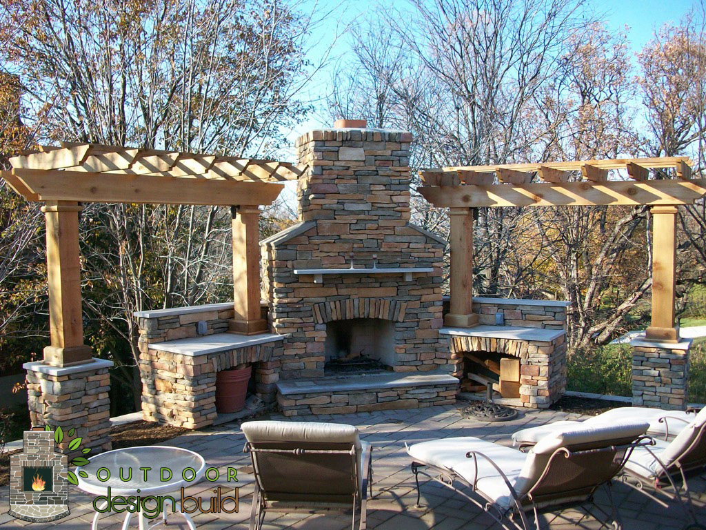 cincinnati outdoor fireplaces