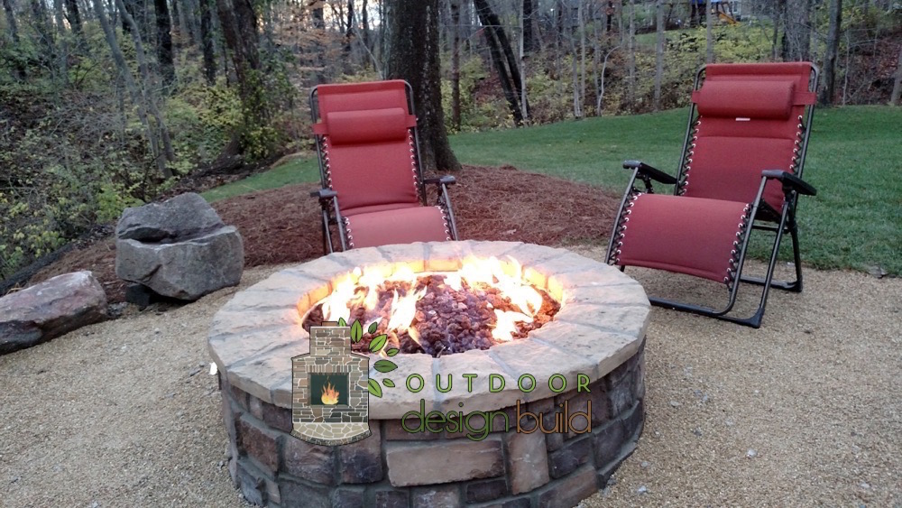 Add a Fire Pit to your Backyard