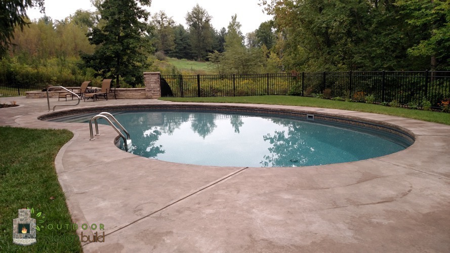 Custom Swimming Pool Design ...